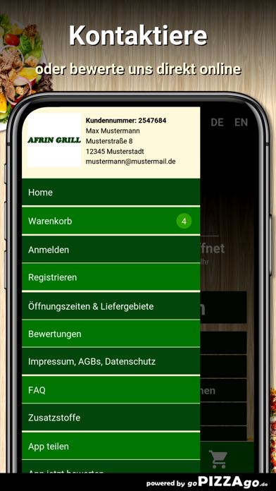 Afrin Grill Bochum screenshot 3