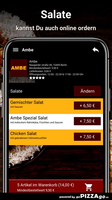 Ambe Berlin screenshot 5