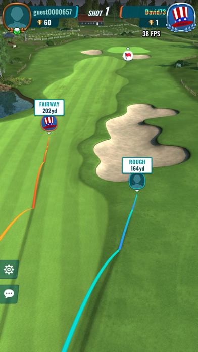 Shot Online: Golf Battle screenshot 4