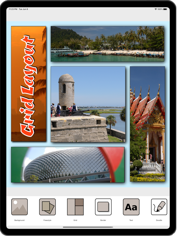 Photo Layout Plus from SG screenshot 7