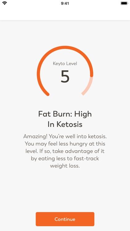 Keyto - Keto Tracker + Diet screenshot-3