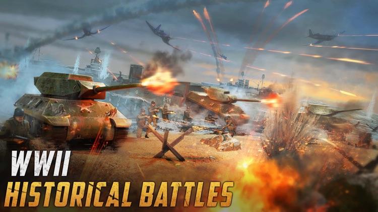 World War II: TCG screenshot-4