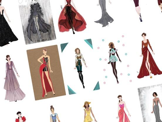 ファッション・デザイナー・スケッチのおすすめ画像7