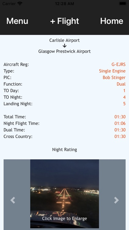 My Pilot Log -  Pilot Logbook screenshot-7