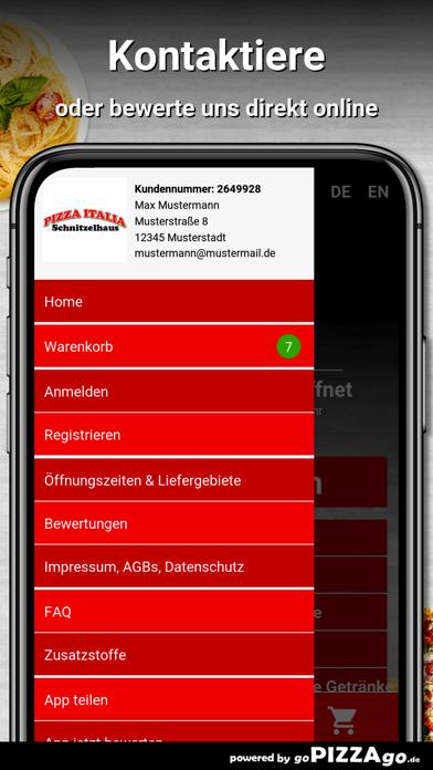 Pizza Italia Reiskirchen screenshot 3
