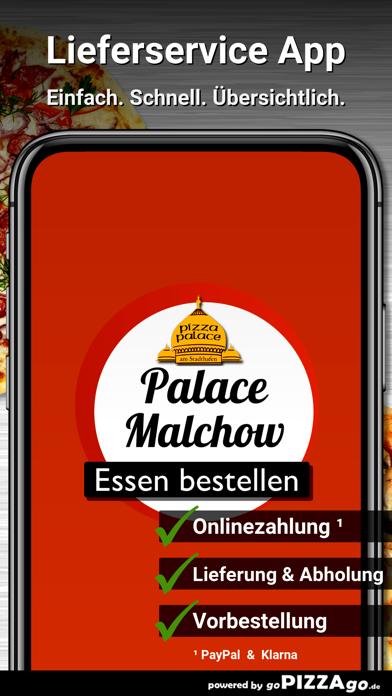 Pizza Palace Malchow screenshot 1