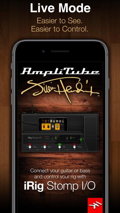 AmpliTube Jimi Hendrix™ ScreenShot2