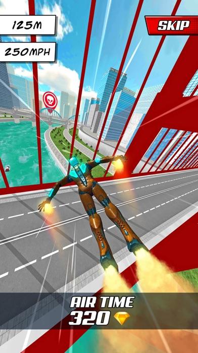 Super Hero Flying School! screenshot 2
