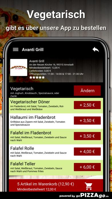 Avanti Grill Arnstadt screenshot 6