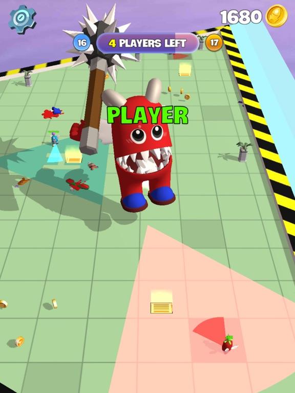 Smasher Around Us: Fun io gameのおすすめ画像3