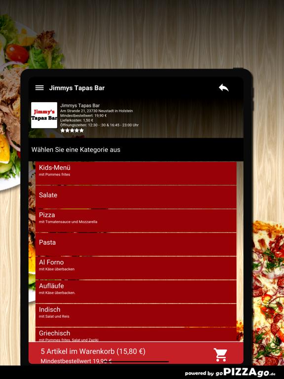 Tapas Bar Neustadt in Holstein screenshot 8