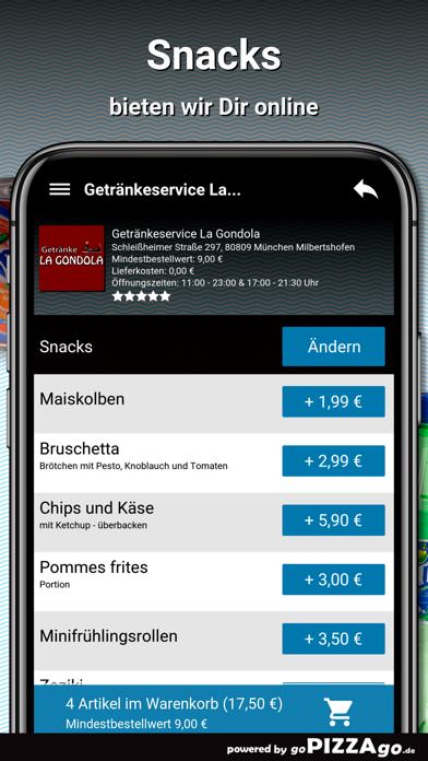 Lagondola München Milbertshofe screenshot 5