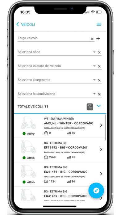 Birò Share Manager screenshot 2