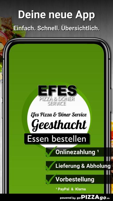 Efes Pizza & Döner Service screenshot 1