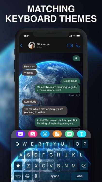Yo! Live Wallpaper 4K Connect screenshot-4