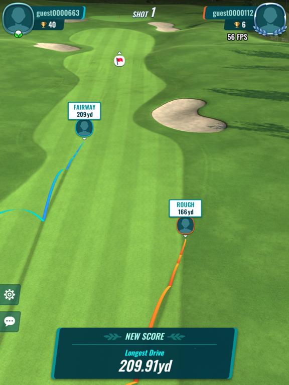 Shot Online: Golf Battle screenshot 9