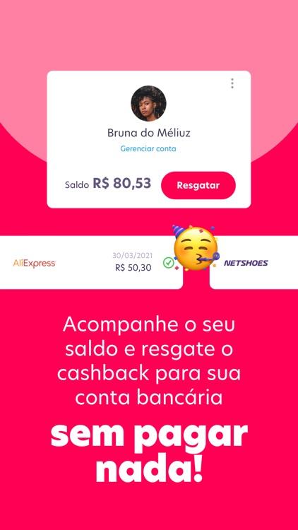 Méliuz: Cashback e Cartão screenshot-4