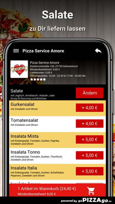 Amore Delmenhorst screenshot 5