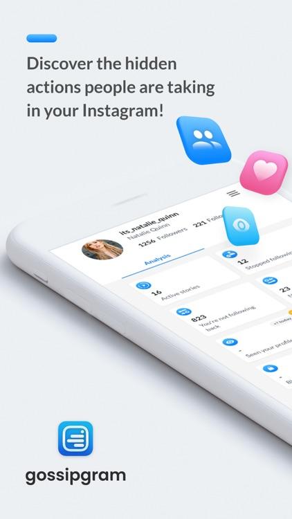 Gossipgram Followers Tracker