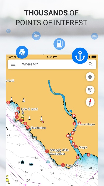 C-MAP: Boating screenshot-6