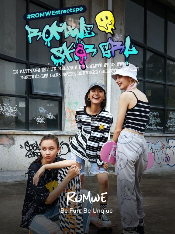 ROMWE - la mode des femmes