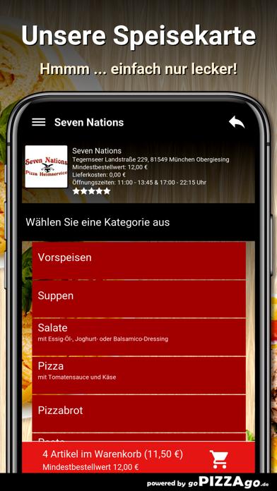 7 Nations München Obergiesing screenshot 3