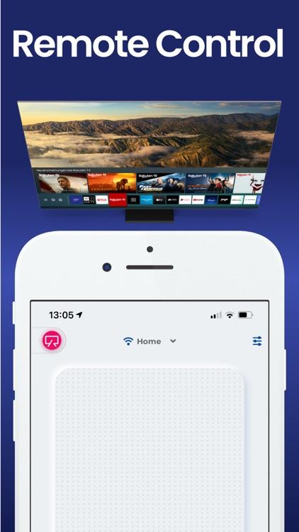 Remote TV Control for Samsung screenshot-0