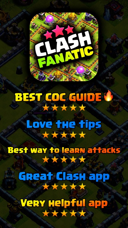 CoC Fanatic: Copy Maps & Base screenshot-7