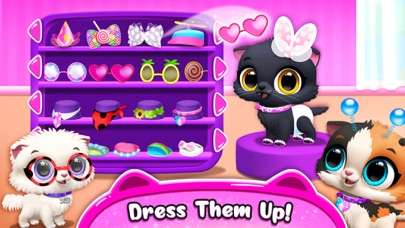FLOOF - My Pet House screenshot 3