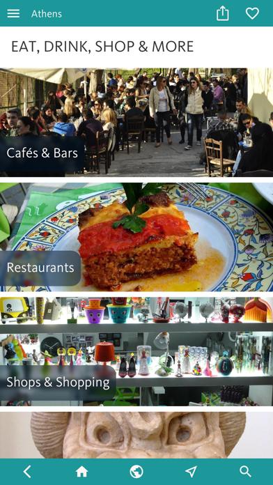 Athens' Best: Travel Guide screenshot 9