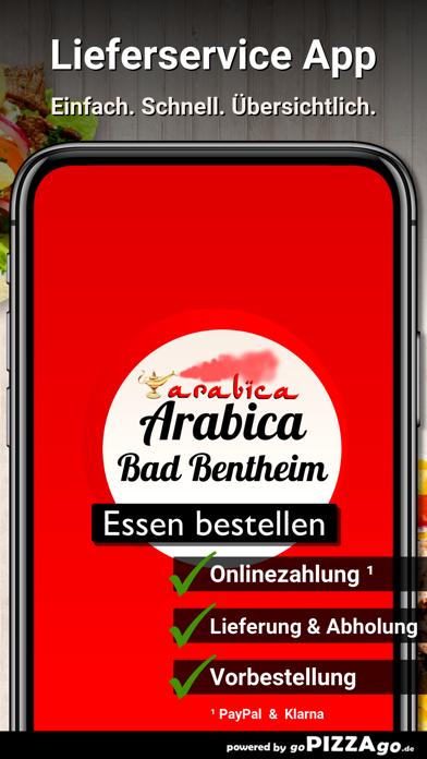 Pizzeria Arabica Bad Bentheim screenshot 1