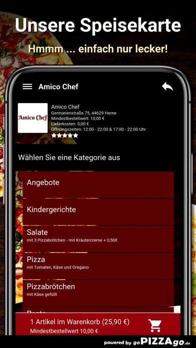 Amico Chef Herne screenshot 4