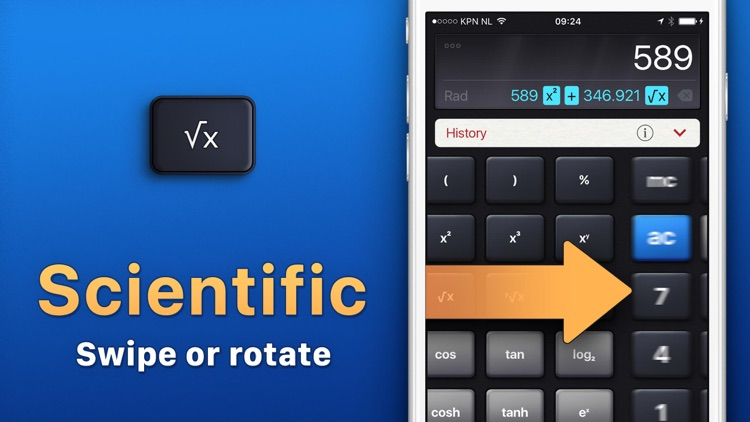 Calculator' screenshot-3