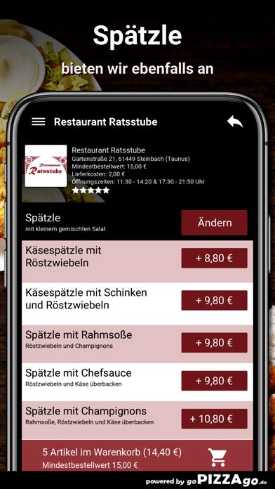Ratsstube Steinbach (Taunus) screenshot 6