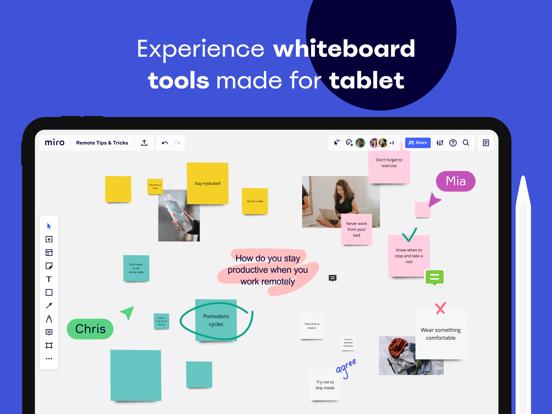 Miro: online whiteboardのおすすめ画像1