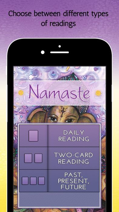 Namaste Blessing & Divination screenshot 5