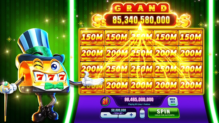 Slotrillion™ - Casino Slots screenshot-5