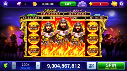 Jackpot Boom - Casino Slots for windows pc