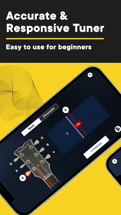 Rocksmith+ Connect – Tuner App screenshot 1