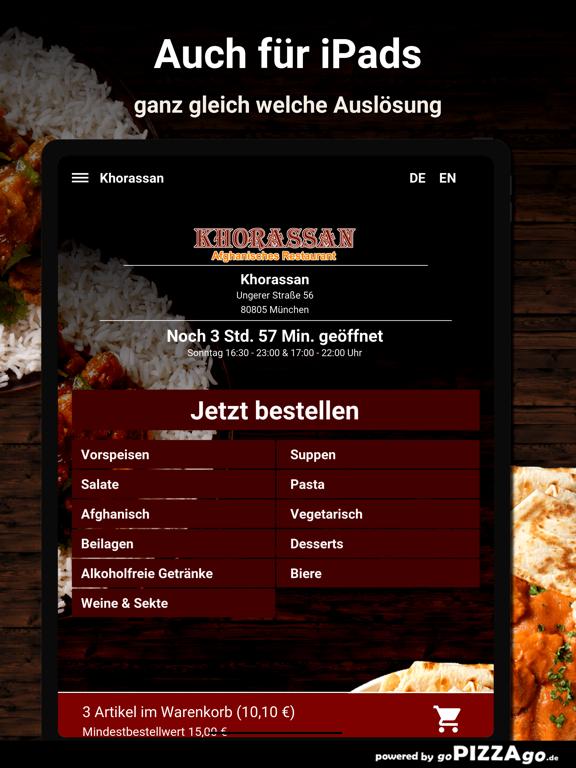 Khorassan München screenshot 7