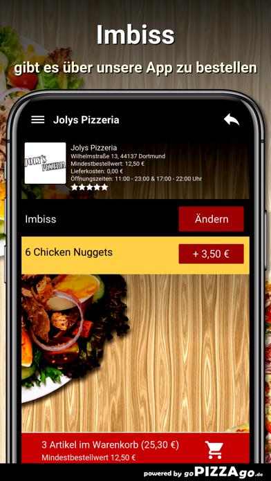 Jolys Pizzeria Dortmund screenshot 6