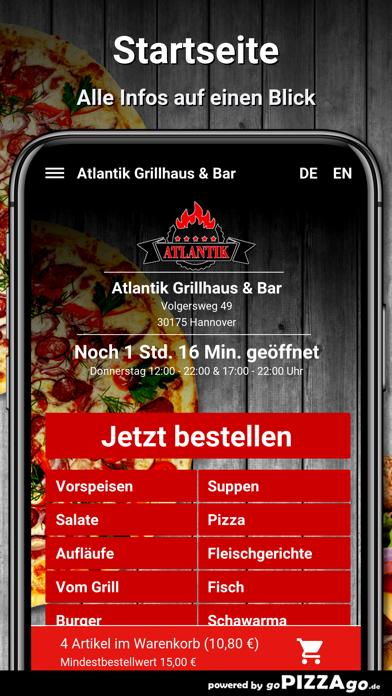 Atlantik Hannover screenshot 2