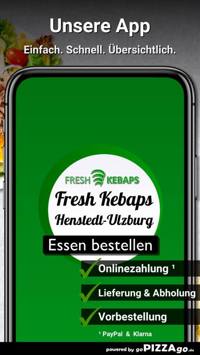 Fresh Kebaps Henstedt-Ulzburg screenshot 1