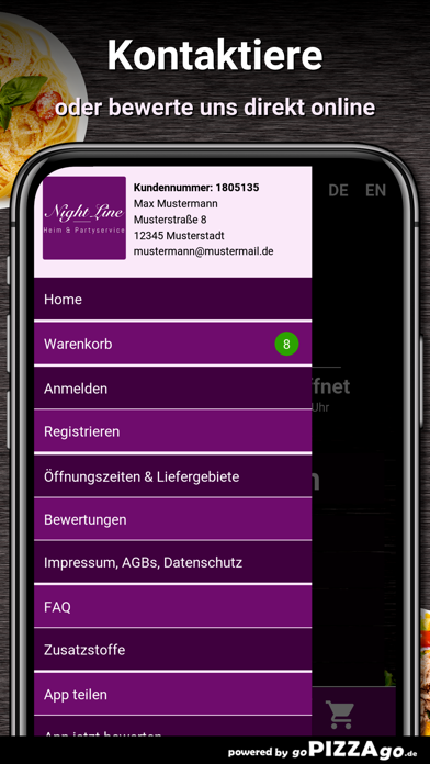 Night-Line München screenshot 3