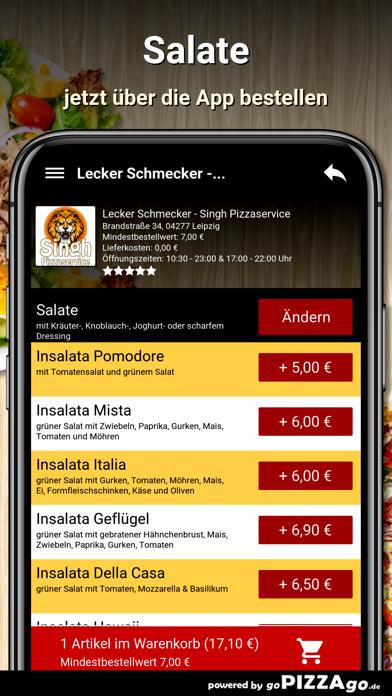 Lecker Schmecker Leipzig screenshot 5