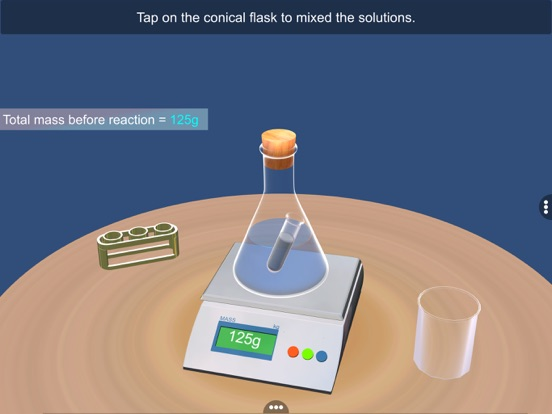 Law of Conservation of Mass screenshot 12