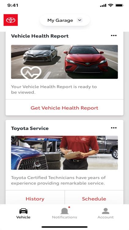 Toyota screenshot-7