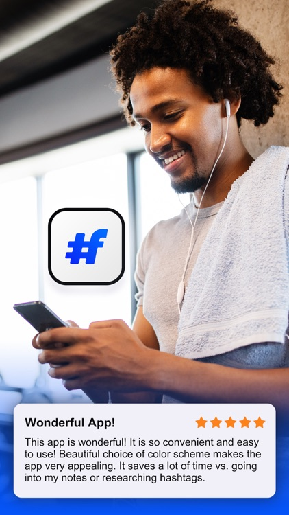 Fitness Hashtags App screenshot-6