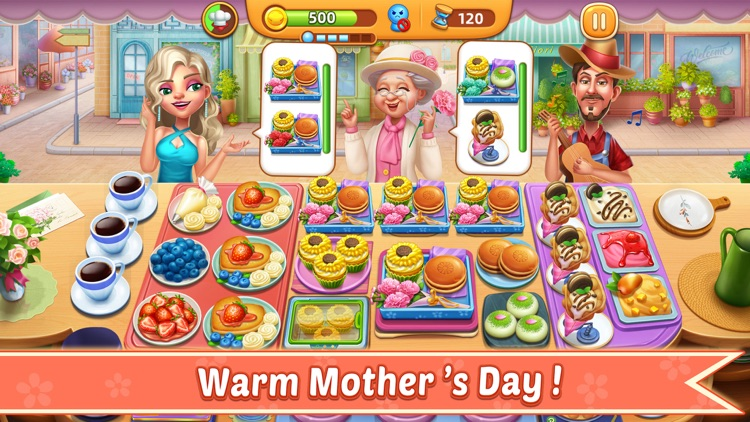 Cooking City - Restaurant Game screenshot-0