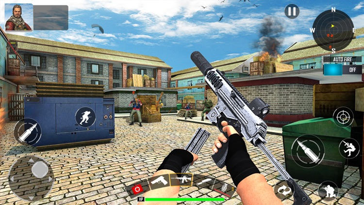 Special forces Fps Shooter PVP